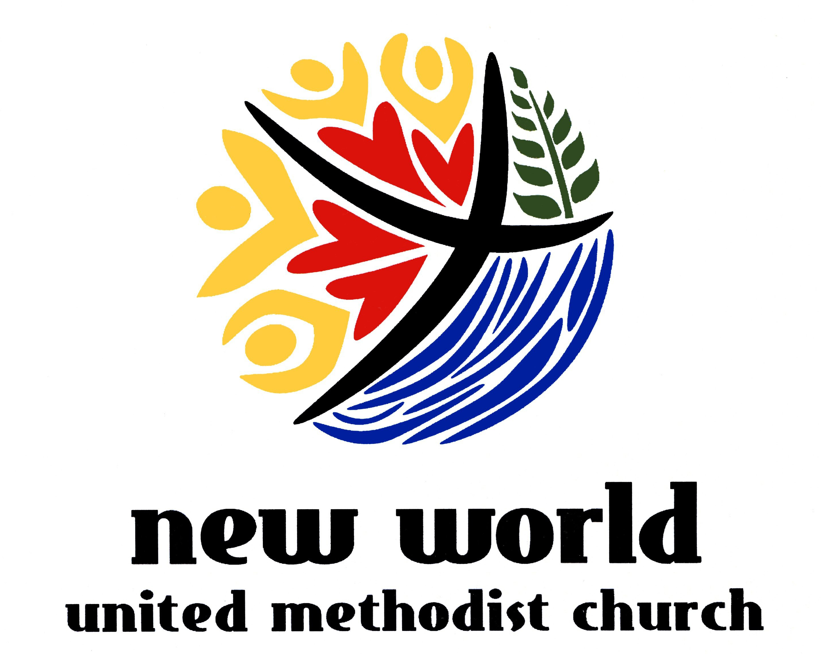 New World UMC logo